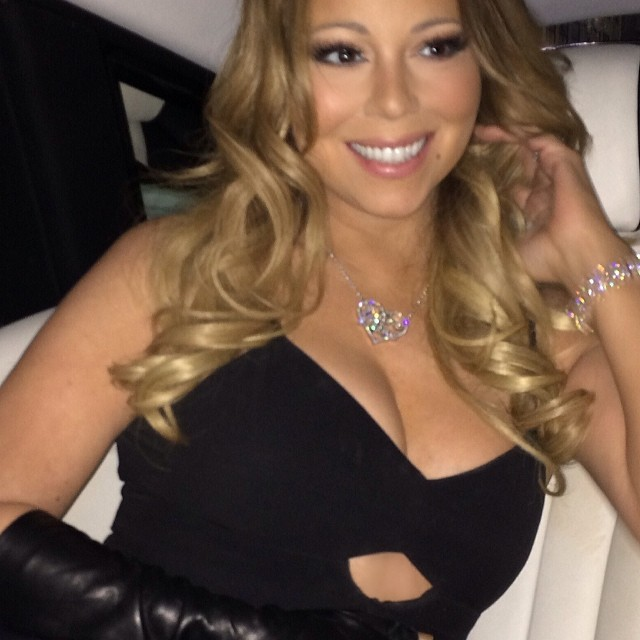 Celebrating diva style happy 44th birthday mariah carey the young black and fabulous - Mariah carey diva ...