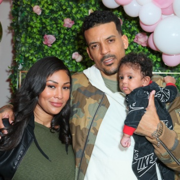 Matt Barnes Claims Ex Anansa Sims Is Keeping Their Son From Him That She Filed A Restraining Order The Young Black And Fabulous