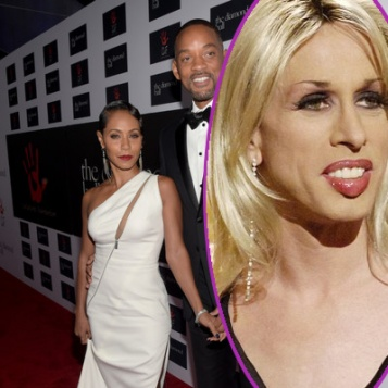 Alexis Arquette Attempts To Out Will Jada As Gay, The World Collectively Gasps