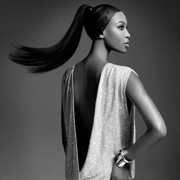 More Pics From Naomi Campbell S Sexy Photoshoot For Pinko