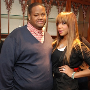 Exclusive Update Tamar Braxton S Husband Vincent Herbert Now Le Talking After Collapsing From Blood Clot The Young Black And Fabulous
