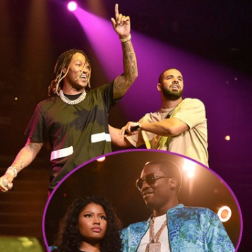 IN CONCERT: Kanye West, Drake, Future, Nicki Minaj, Meek Mill, Ludacris More Rock The Stage At Birthday Bash 20 In Atlanta