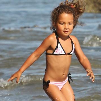 10 year old bikini