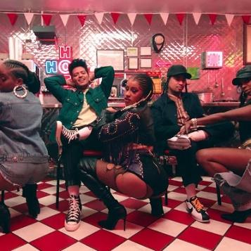 Cardi B Bruno Mars Get Extra Flirty In 'Please Me' - Lollipops, Lap Dances Late Night Meet-Up