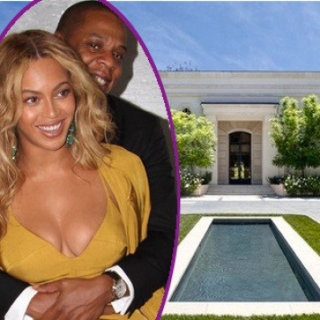 BIG PIMPIN: Come Inside Jay Z And Beyonce's New $45M California Pad!