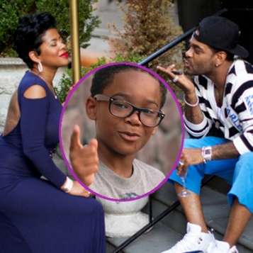 Jim Jones And Chrissy Son Interview Lampkin  Im Not
