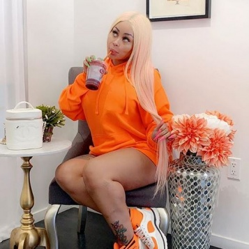 Blac Chyna Flexes On Social Media After Reports About Her Being Sued Over Unpaid Rent Surface