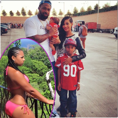 darnell dockett and ashanti dating now