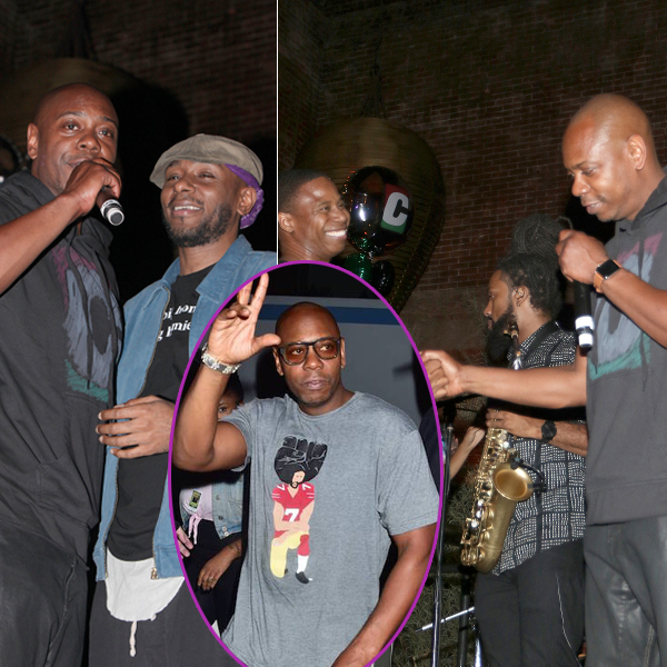 Dave Chappelle Celebrates 44th Birthday Amp 30 Year Comedy
