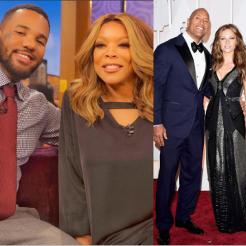 """The Game Hints At Dating Kim K, Admits To Being In A Gang On """"Wendy"""" + Dwayne ''The Rock'' Johnson And Girlfriend Lauren Hashian Reportedly Pregnant With Their First Child!"""