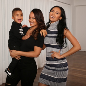 Evelyn Lozada & Kids Leo & Shaniece Ready For Season 2 ...