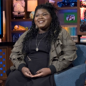 Gabby Sidibe The Young Black And Fabulous