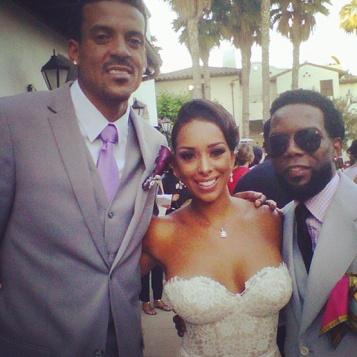 Wedding This Wedding That Gloria Govan Amp Nba Baller Matt