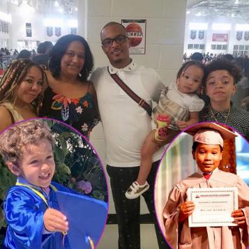 Gradteaser Celeb Parents