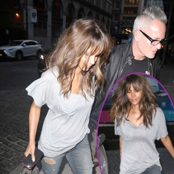 Halle Berry Is Not Dating Yet Following Olivier Martinez Split: Photo ...