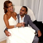 Eva Longoria Parker & Tony Parker: In Happier Times