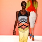 INSIDE FASHION WEEK: Nicole Miller's Spring 2012 Runway Looks