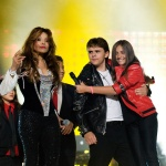 Celebs Hit The MICHAEL FOREVER Stage For Michael Jackson Tribute Concert!