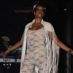 Kelis Gives A Sheer Happy Performance