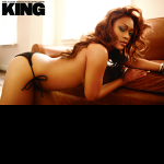 Trina Does KING Magazine