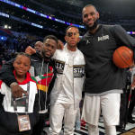 Here's All The Fun Celebs Were Having Courtside During The 2018 NBA All-Star Game!