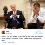 MEME MADNESS to Honor Our Vice President Joe Biden!