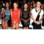 A Glimpse Inside The 2014 Mercedes-Benz New York Fashion Week with YBF Celebrities...