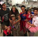 Celebrities Went All OUT For Halloween 2017!