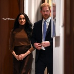 Prince Harry & Meghan's First Appearance Of 2020 - Wide Smiles, Fab Looks & Relaxed AF!