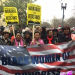 INSIDE THE D.C. WOMEN'S MARCH!