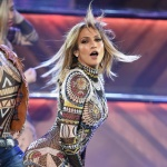 Every FABULOUS Look Worn By 2015 AMAs Host Jennifer Lopez During The Show!
