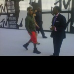 Who Talked To TheYBF.com At The VMA's?