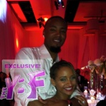 EXCLUSIVE PICS: INSIDE NBA Baller Rashard Lewis' WEDDING!