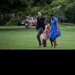 Happy 10th Birthday First Daughter Sasha Obama!