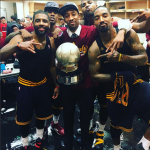 Inside The Cleveland Cavs' LIT 2016 Eastern Conference Champions Celebration!