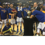 CELEBRATION! Inside The Warriors' Western Conference Championship Win!