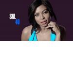 "Taraji P. Henson's ""SNL"" Promo Shots"