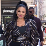 Sanaa Lathan Is In 'The Twilight Zone'!