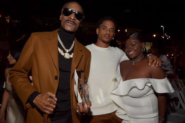Congrats Snoop!