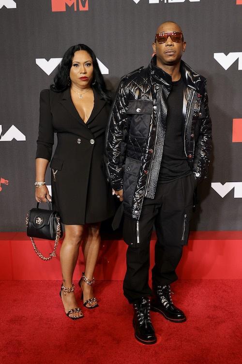 Ja Rule and Wife Aisha Atkins