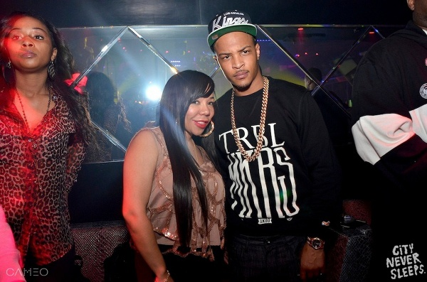 T.I. & Tiny DO NYE