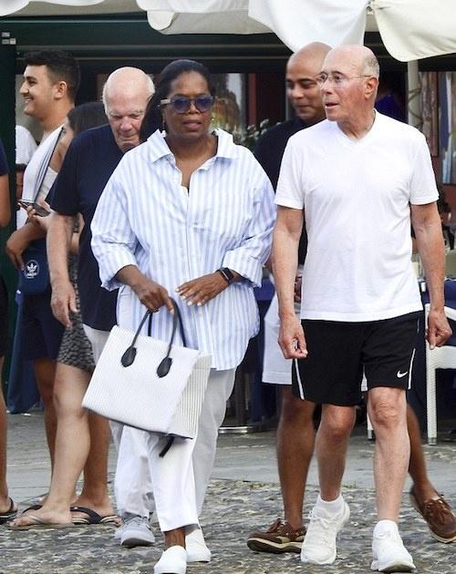Traveling Oprah Style