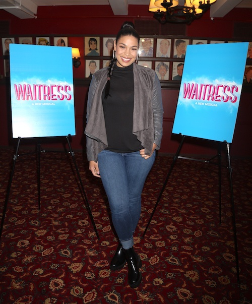 Jordin Sparks Joins 'Waitress'
