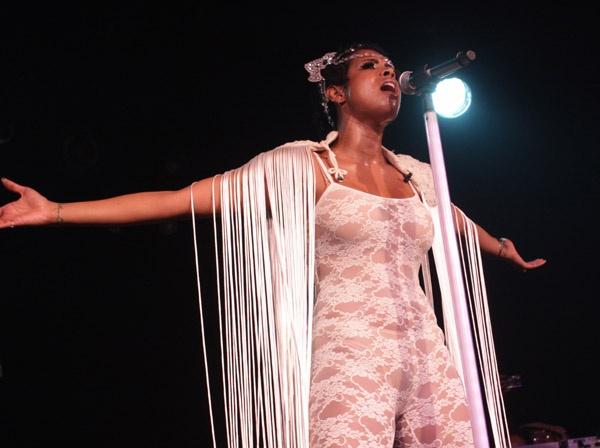 Kelis Performs In NYC