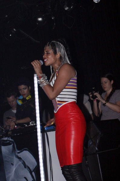 Kelis Performs In NYC
