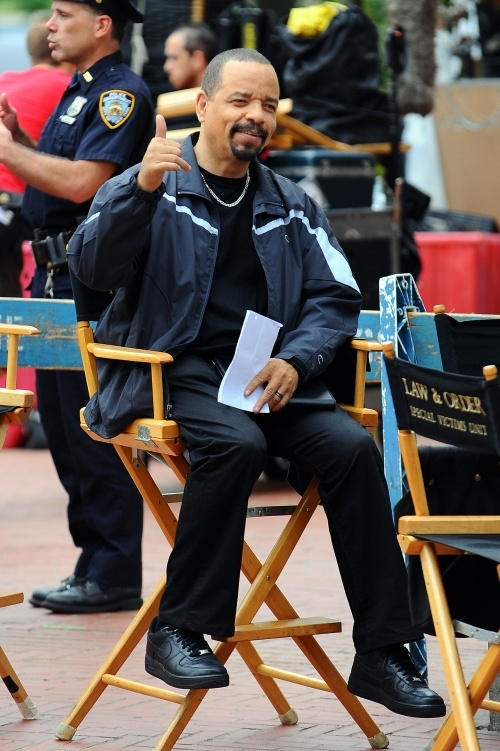 Ice-T Back At Work