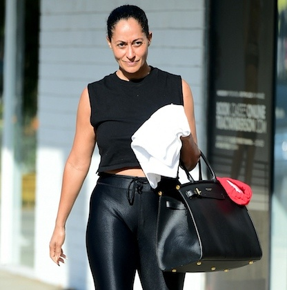 Actor Tracee Ellis Ross