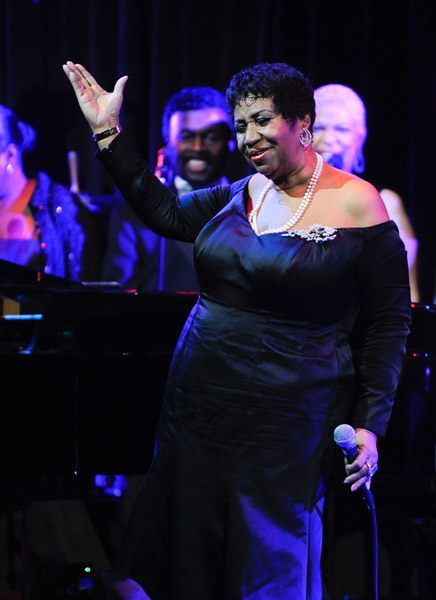 The Queen of Soul Is Back!