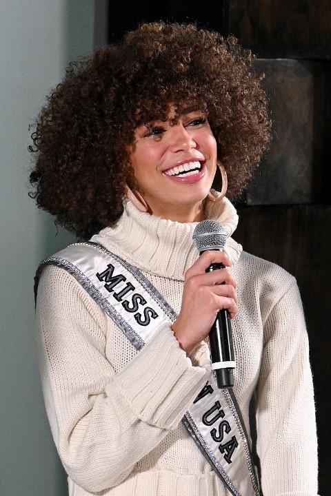 Miss Teen USA Kaliegh Garris