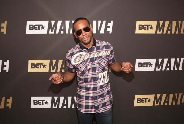 Man Cave Show On Bet : Jeff still fine the young black and fabulous